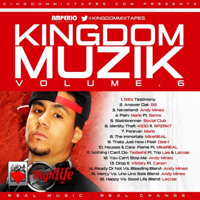 New Mixtape: @KingdomMixtapes #KingdomMuzik‬ ‪#Volume6‬