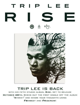 "New Trip Lee ""RISE""  drops Oct 28, 2014"