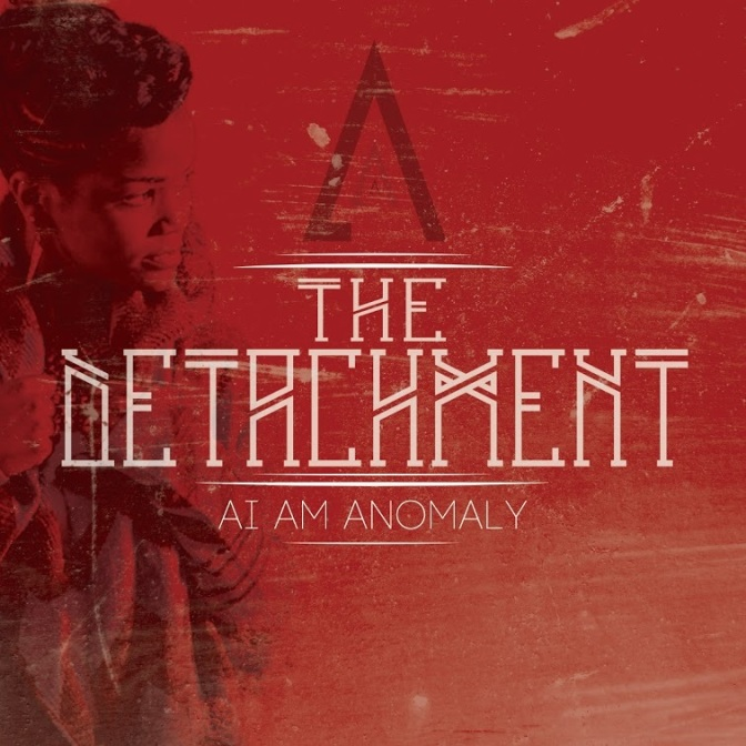 "Female Emcee ""Anomaly"" debuts Detachment mixtape @AiAmAnomaly"