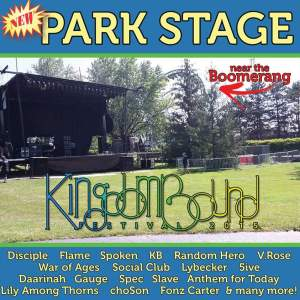 park stage
